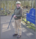 tony fletcher - senior shooting instructor
